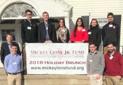 2018 MLJF Christmas Brunch